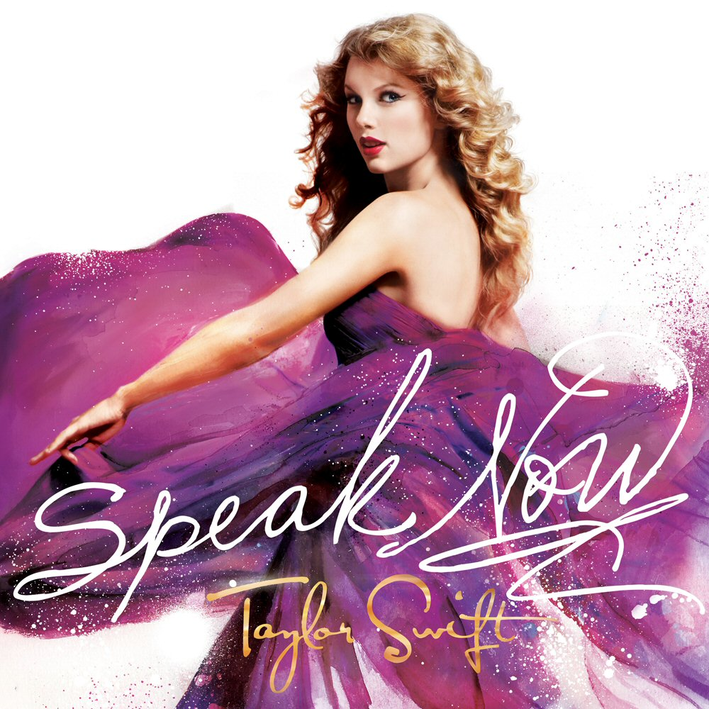 Taylor Swift - Speak Now (premiera w październiku)