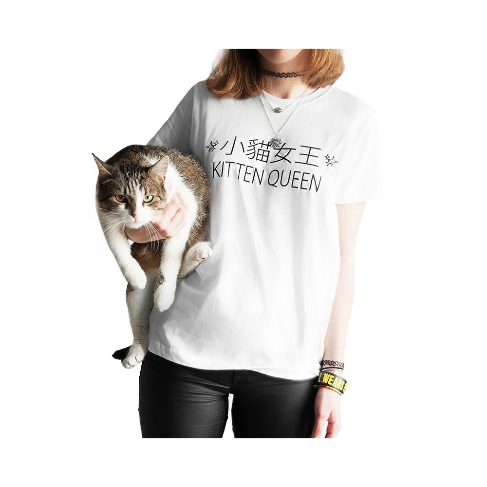 Koszulka Kitten Queen