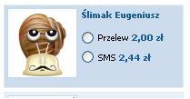 Ślimak Eugeniusz