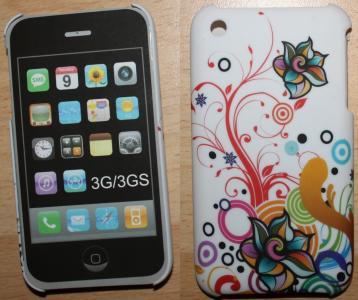 iPhone 3G/ 3GS pokrowiec, obudowa
