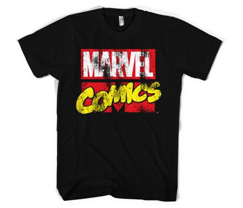 Koszulka MĘSKA (ROZMIAR S) Marvel Comics Retro
