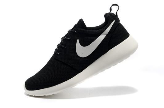 Nike Roshe Run - czarne