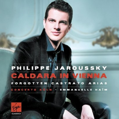 Philippe Jaroussky - Caldara In Vienna [Deluxe CD Book Version]