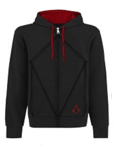 Bluza Assassin's Creed III Desmond's Hood Black