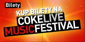 Bilet na Coke Live Festival 2010