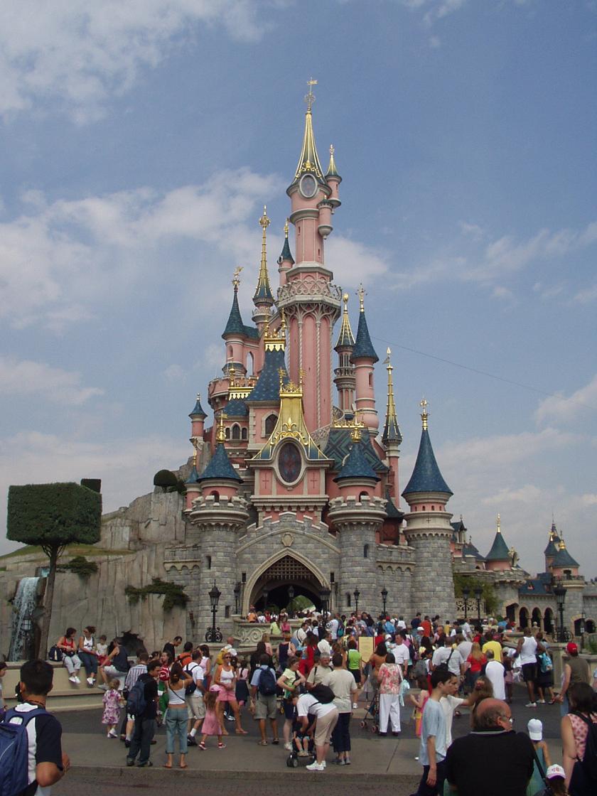 Wyjazd do DisneyLandu.