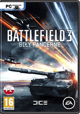 Battlefield 3: Siły pancerne (PC)