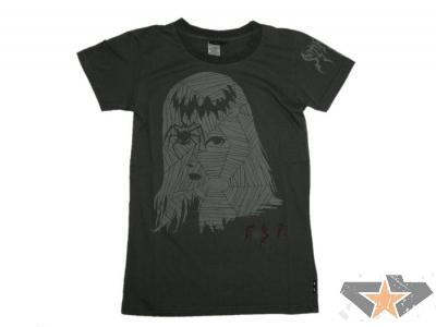 koszulka damska EMILY THE STRANGE - Death Metal