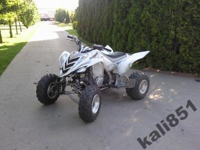 Quad Yamaha Raptor YFM 700