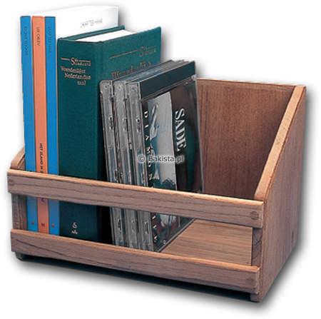 Półka na książki i płyty