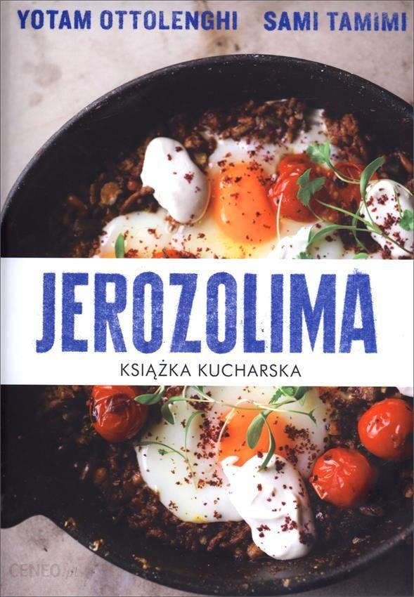 Jerozolima. Książka kucharska, Ottolenghi Yotam
