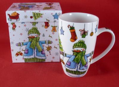 Kubek świąteczny kubki świąteczne ŚWIĘTA MIKOŁAJ 4
