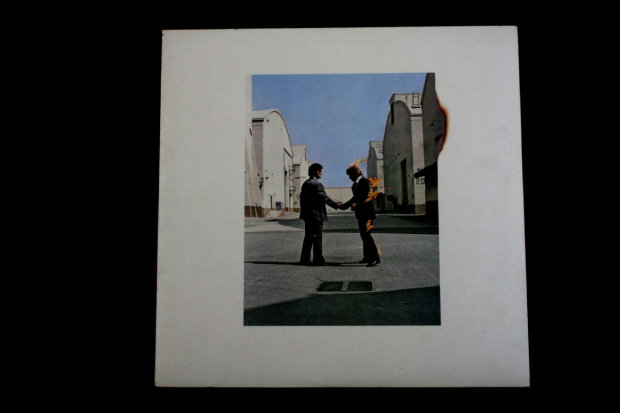Winyl Pink Floyd - wish you were here