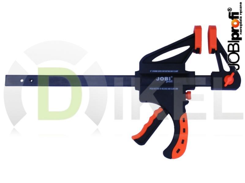 ŚCISK SZYBKI STOLARSKI AUTOMATYCZNY 200mm