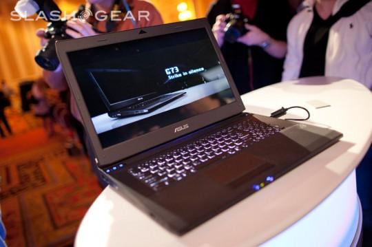 Laptop Asus G73