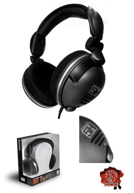 słuchawki steel sound 5hv2