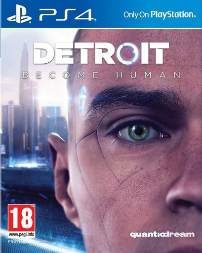 DETROIT BECOME HUMAN PL (PS4)