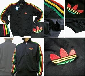 Adidas firebird Rasta