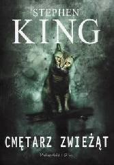 CMENTARZ ZWIERZĄT WYD.2012 - STEPHEN KING