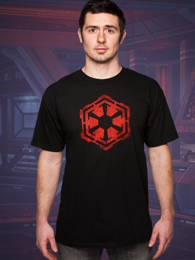 Star Wars: The Old Republic Sith Empire T-Shirt