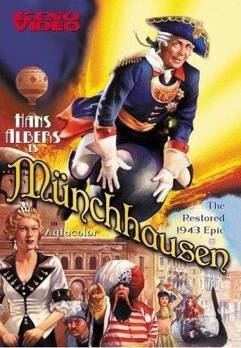 Münchhausen DVD