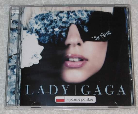 Płyta Lady GaGi - The Fame