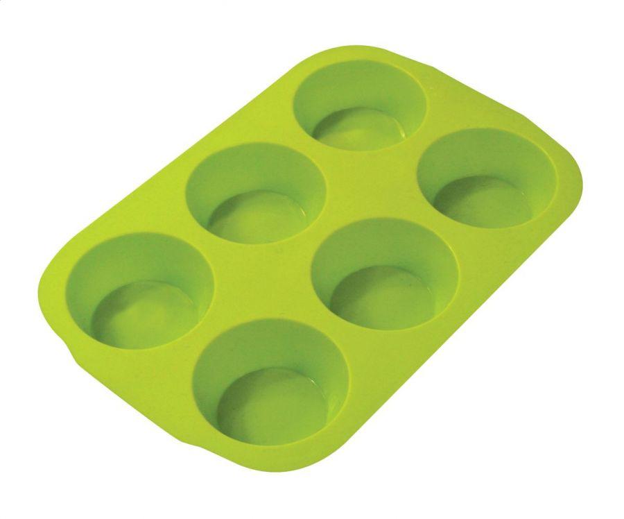 Silikonowe formy do muffinów