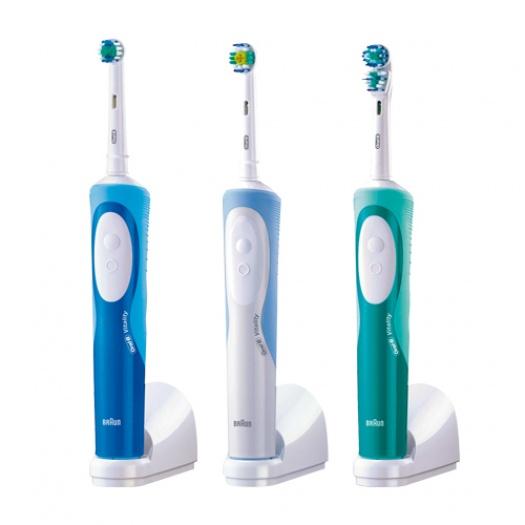 szczoteczkę do zębów elektryczną