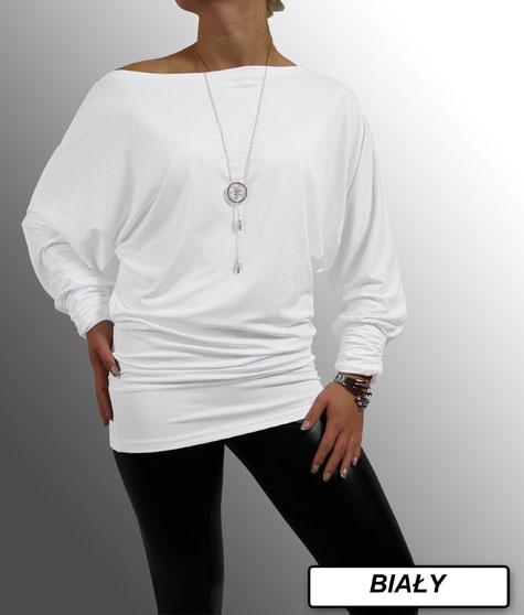 Biała tunika (nietoperz) ^^