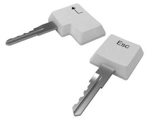 Nakładki na klucze informatyka DODATEK do kluczy