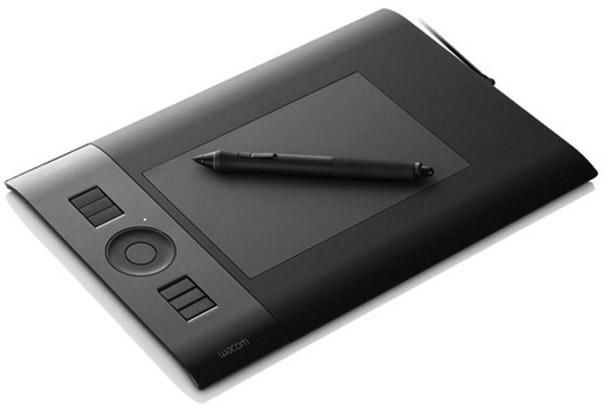 Tablet graficzny Wacom Intous4 L