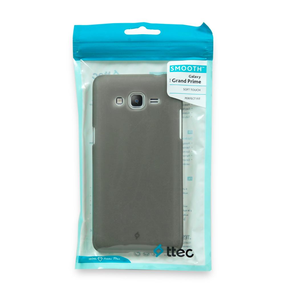 TTEC Smooth Etui Samsung Galaxy Prime szare