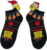 Świąteczne skarpetki SpongeBob