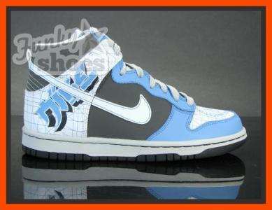 NIKE DUNK HIGH (GS) 308319-014 r. 39 od FUNKYSHOES