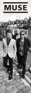 MUSE band - plakat 53x158 cm