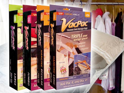 VacPac Komplet