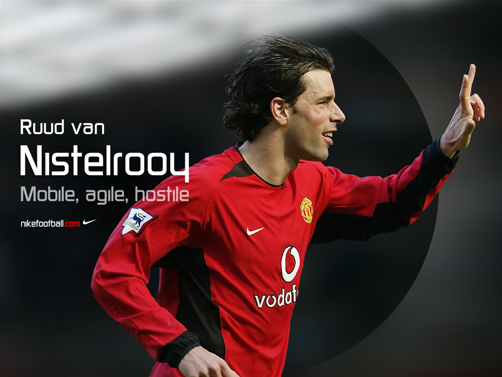Spotkanie z Ruud Vanem Nistelrooyem