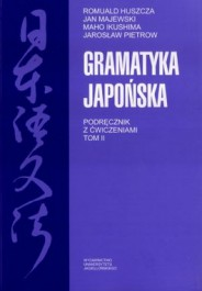 Gramatyka japońska tom2