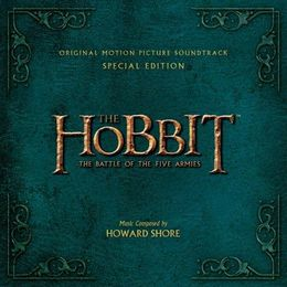 Hobbit : Battle Of The Five Armies (Deluxe Edition) (Hobbit : Bitwa Pięciu Armii - Wydanie Deluxe)
