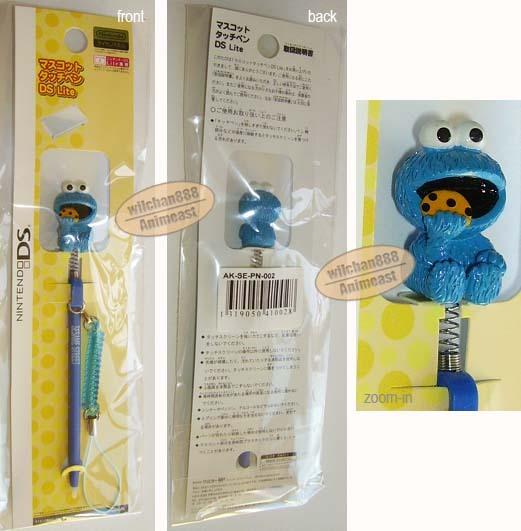 Ciasteczkowy Potwór - długopis
