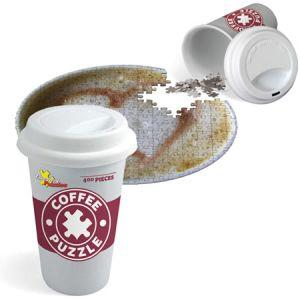 puzzle kawa kawosza kawosz dziecka HIT cappuccino