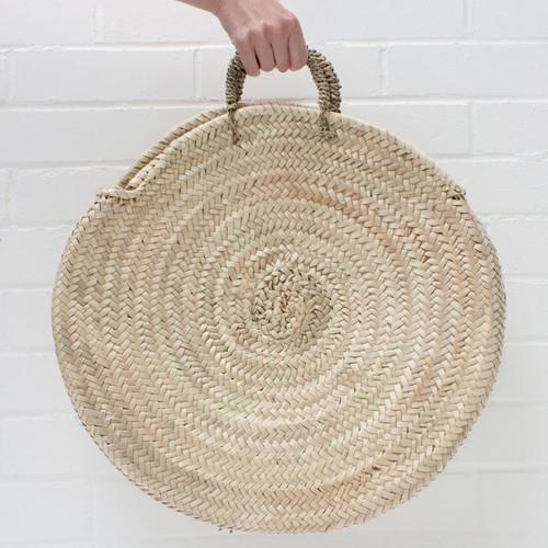 koszyk okrągły