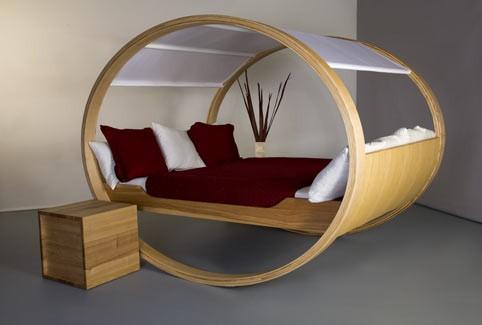 Łóżko Bujane ;p