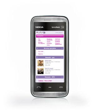 Telefon komórkowy Nokia 5530