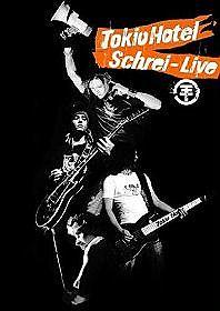 Tokio Hotel Schrei - Live