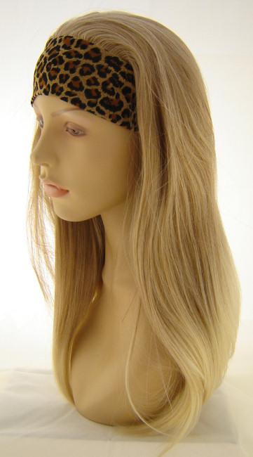 Blond peruka