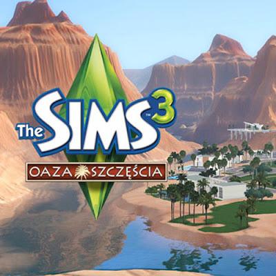 The sims 3 - Oaza szczęścia ZŁOTA EDYCJA
