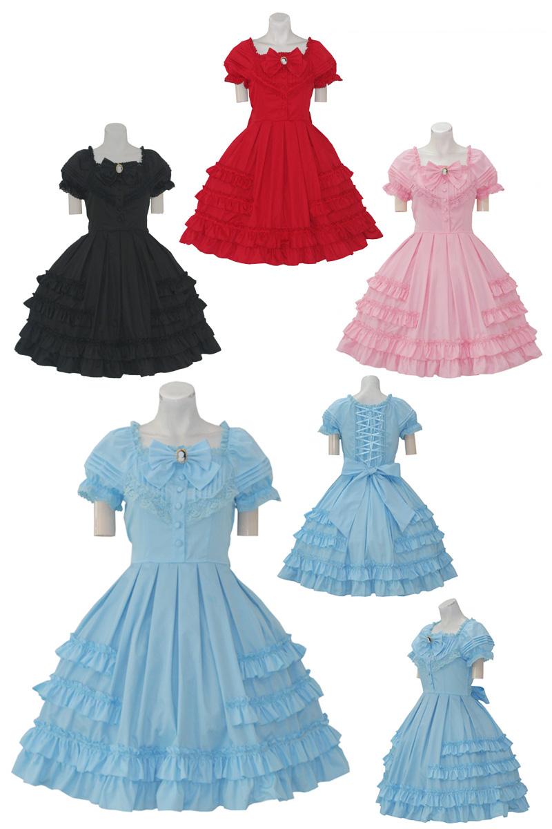 Sukienka - Gothic Lolita