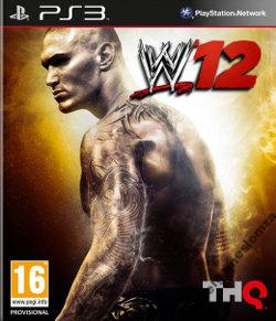 W12 WWE 12 WWE SMACKDOWN VS RAW 2012 (PS3) ŁOMŻA