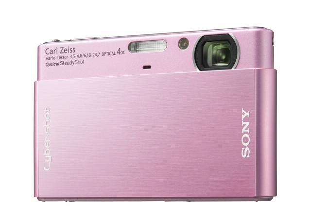 Aparat Sony DSC-T77